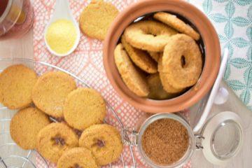 frollini croccanti allo zucchero di canna facilissimi da realizzare e deliziosi al palato